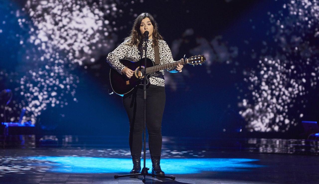 Actuación Sara Fuente
