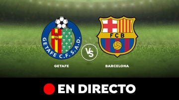 Getafe - Barcelona: Partido de hoy de Liga Santander, en directo