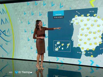 Tu Tiempo (17-10-20) Aumento de temperaturas máximas en casi todo el país