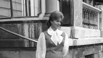 La actriz norteamericana Rhonda Fleming