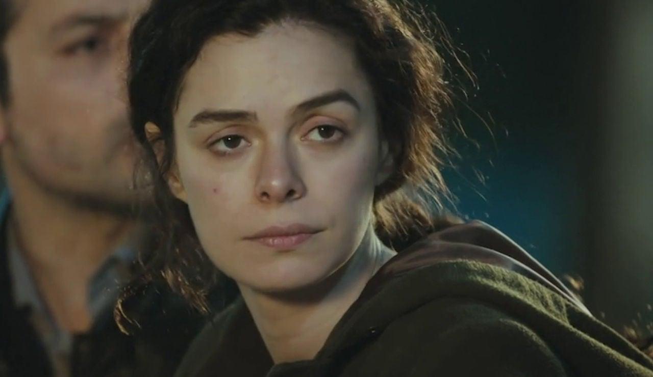 Bahar, protagonista de 'Mujer'