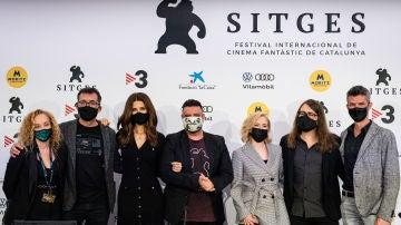 Jurado del Festival Internacional de Cine Fantástico de Sitges