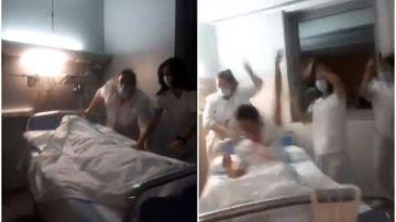 El polémico vídeo que arrasa en TikTok por el que investigan a varias empleadas del Hospital Joan XXIII