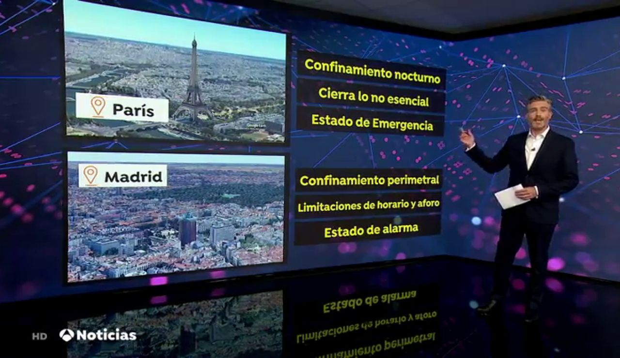 ¿Se puede decretar un toque de queda en España contra el coronavirus?