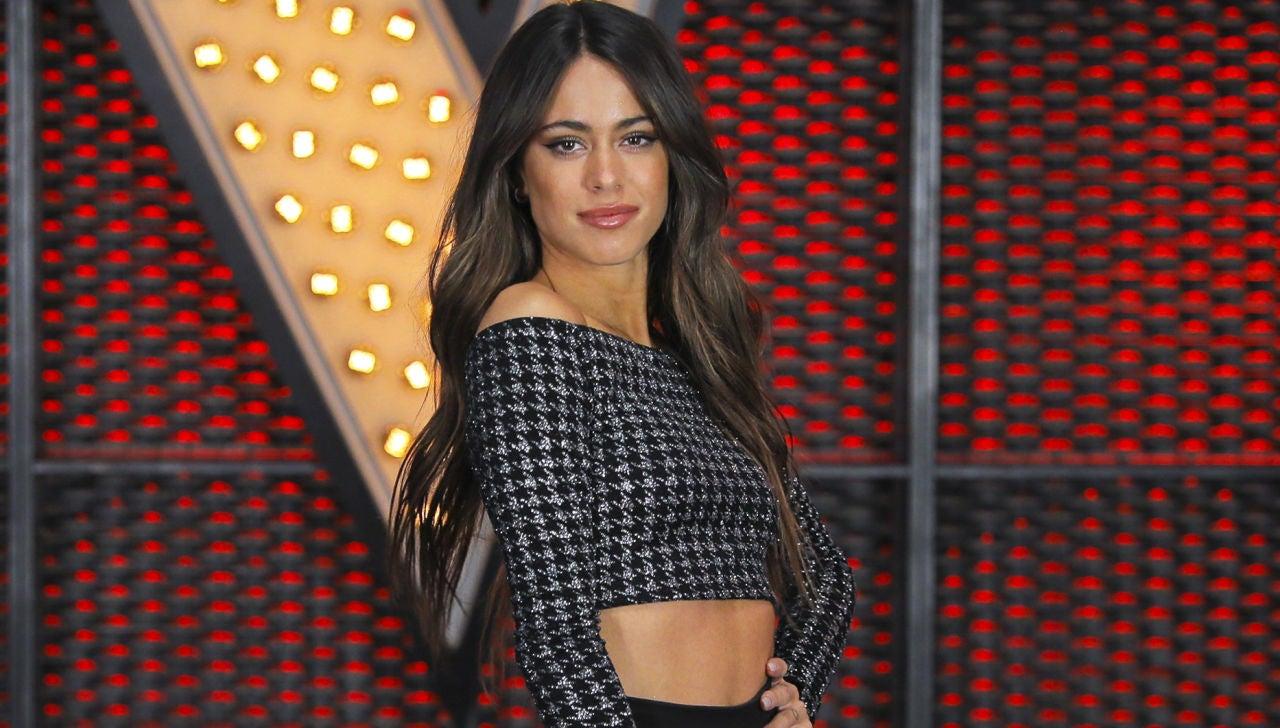 Tini, asesora de 'La Voz' 2020