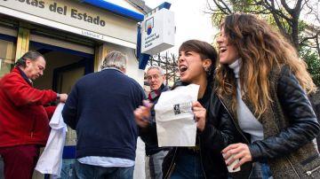 Las ventas de décimos de Lotería de Navidad caen un 30% en los últimos tres meses