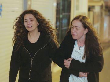 Hatice entra en pánico cuando se da cuenta que Sirin no miente ni está loca: Sarp vive