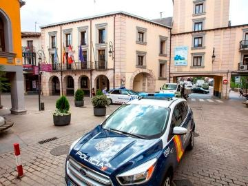 Confinamiento de Burgos y Aranda de Duero