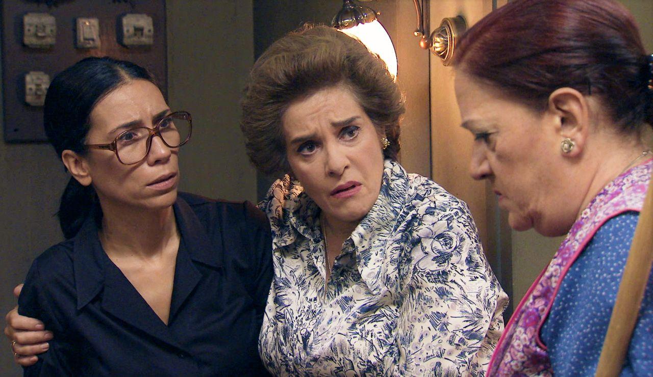Manolita obtiene una nueva pista sobre la muerte de Marisol, pero no la que esperaba