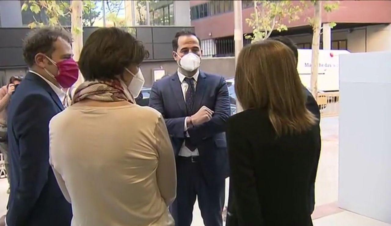 PP y Ciudadanos insisten en discrepar sobre cómo gestionar el coronavirus y a la vez mantener el Gobierno en la Comunidad de Madrid
