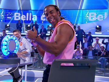 'Bella ciao' y Yotuel Romero, el dúo perfecto para conseguir cinco segundos en 'La Pista'