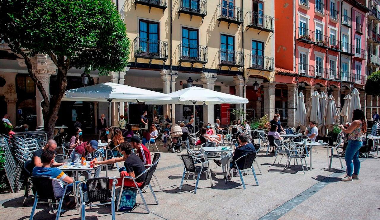 Establecimientos de hostelería en Burgos
