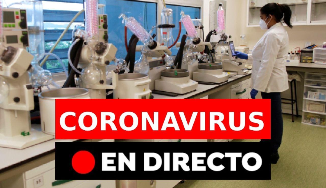 Coronavirus España hoy: Última hora del estado de alarma en Madrid, municipios confinados y nuevos casos, en directo