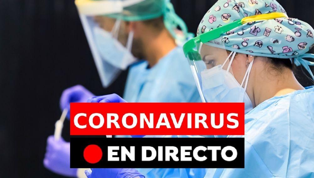 Coronavirus España hoy: Última hora de los confinamientos y el estado de alarma en Madrid, restricciones, datos y noticias, en directo