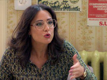 Cristina se enfrenta a su madre al caer en el juego de sus provocaciones