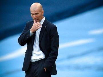 """Zidane: """"Todos nos merecemos la crítica, yo el primero"""""""