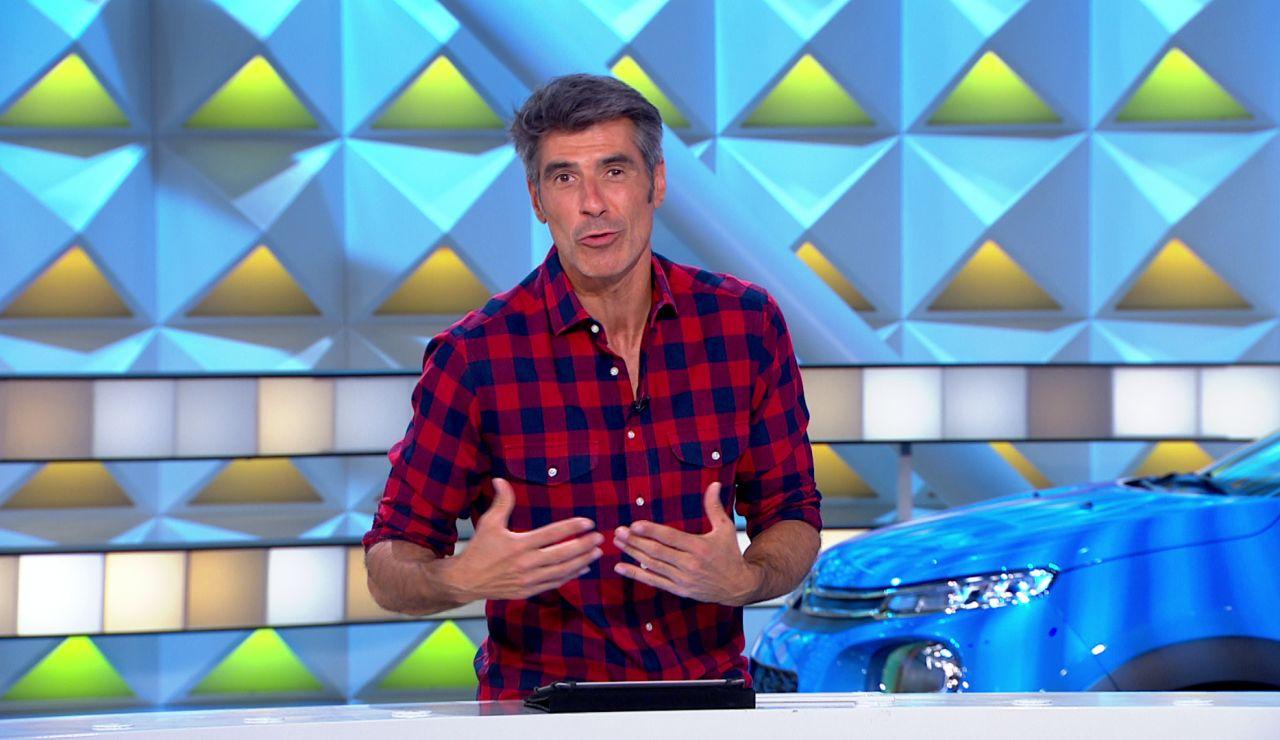 """La aclaración de Jorge Fernández para los seguidores de 'La ruleta de la suerte': """"Intento disimularlo pero soy persona"""""""