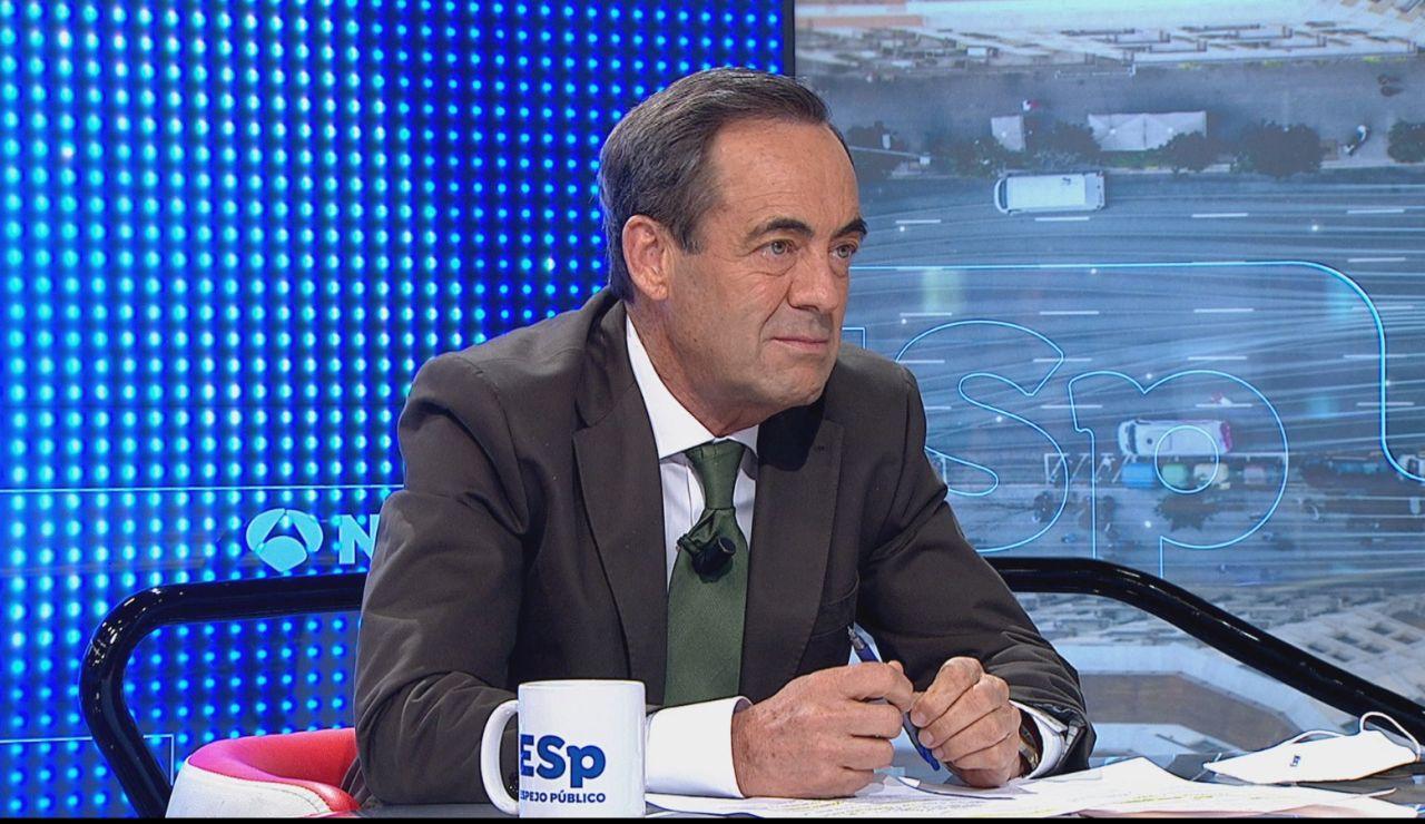 José Bono en Espejo Público