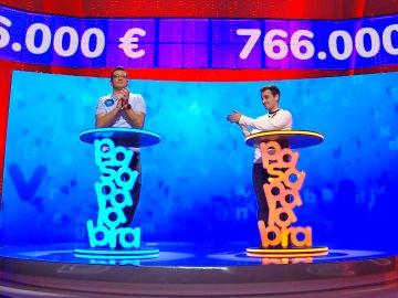 La cautela de Luis en 'El Rosco' le lleva a la victoria frente a Pablo: ¿conseguirá los 766.000 euros?