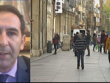 Declaraciones del alcalde de Palencia
