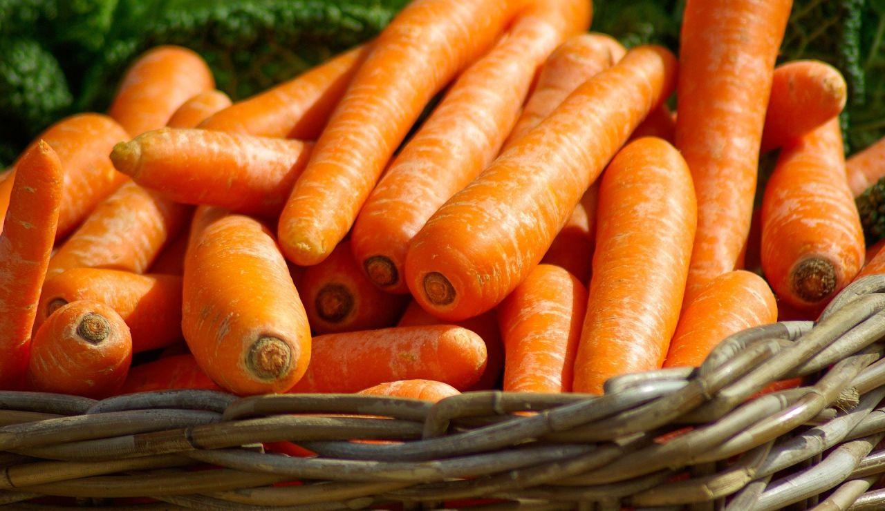 Consigue la zanahoria cocida en solo 4 minutos con Karlos Arguiñano