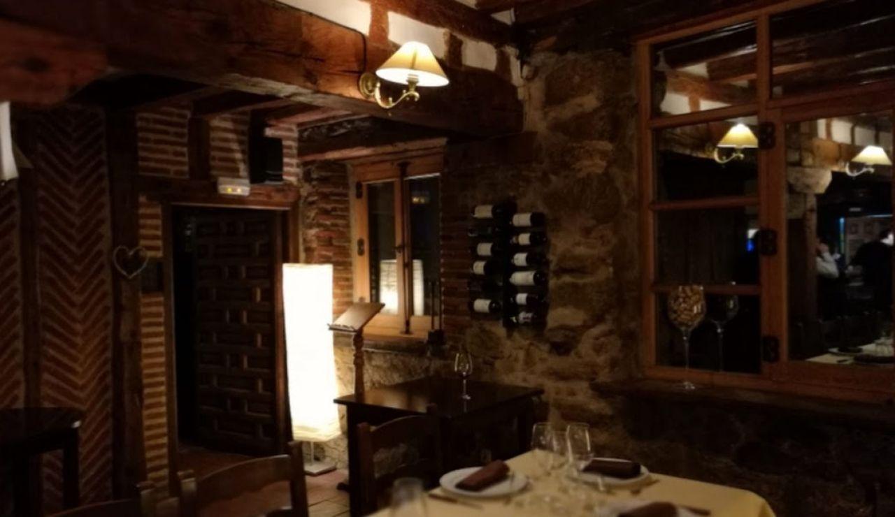 Imagen del restaurante 'El Fogón de los Carpetanos'