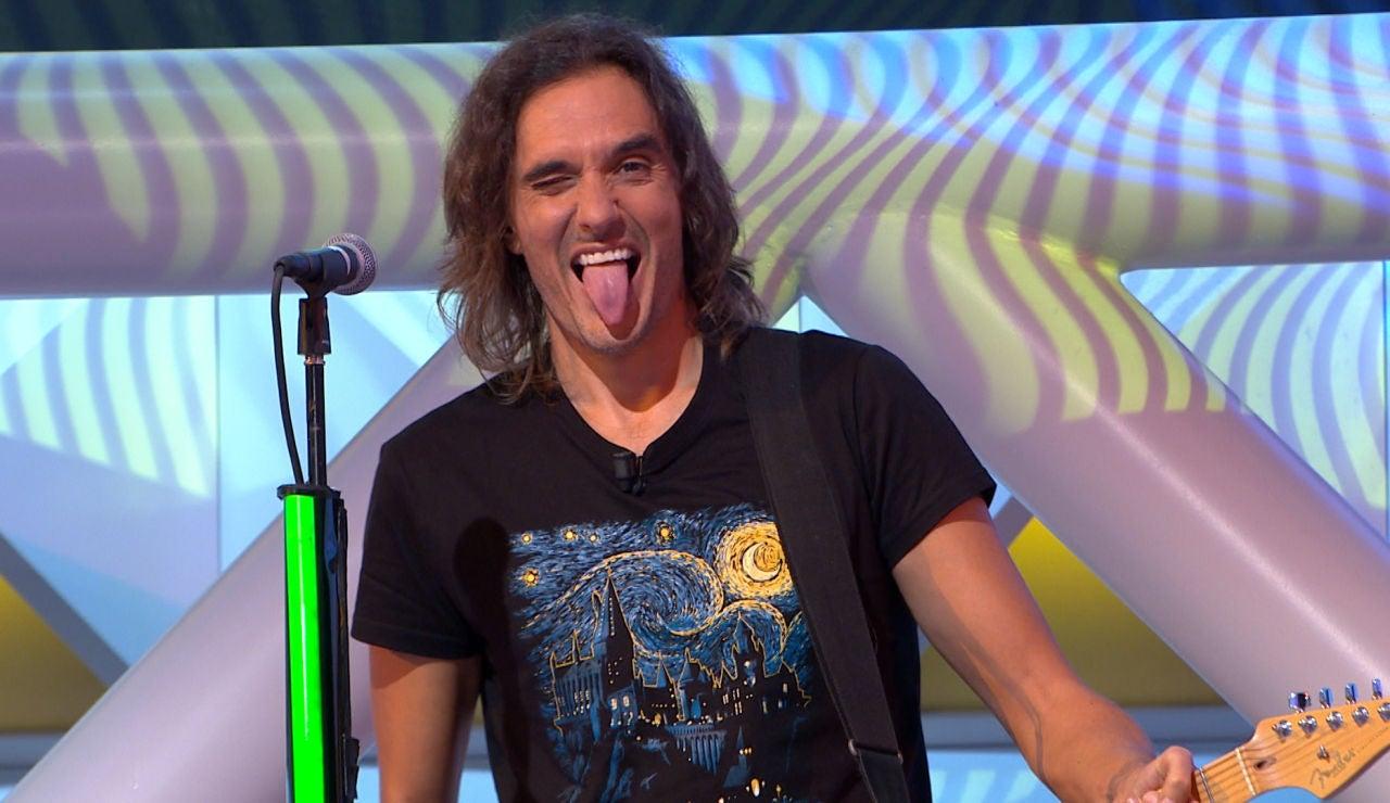"""Joaquín se confiesa en 'La ruleta de la suerte' sobre sus fans: """"Mis 'groupies' son así"""""""