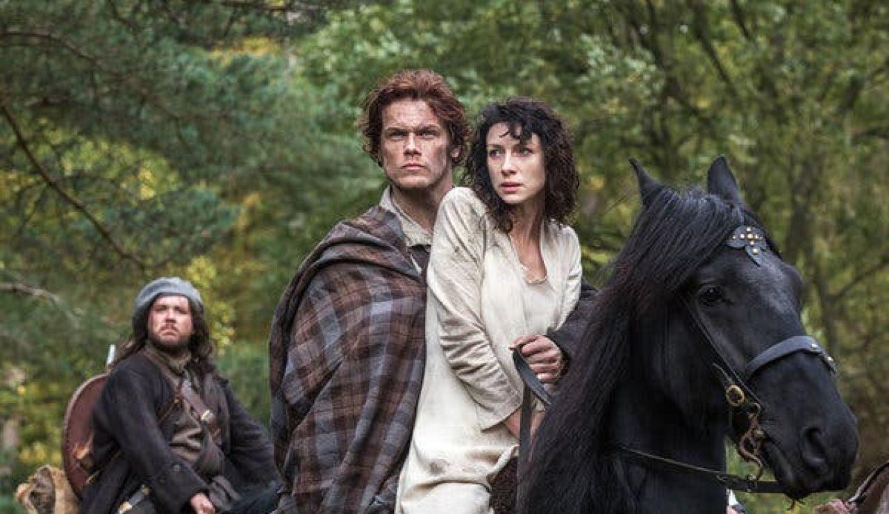 Primera temporada de 'Outlander'