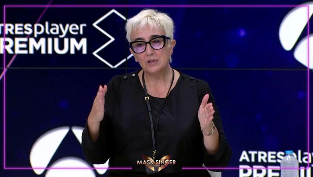 """Nathalie García, CEO de Fremantle España: """"La producción de 'Mask Singer' era un auténtico búnker"""""""