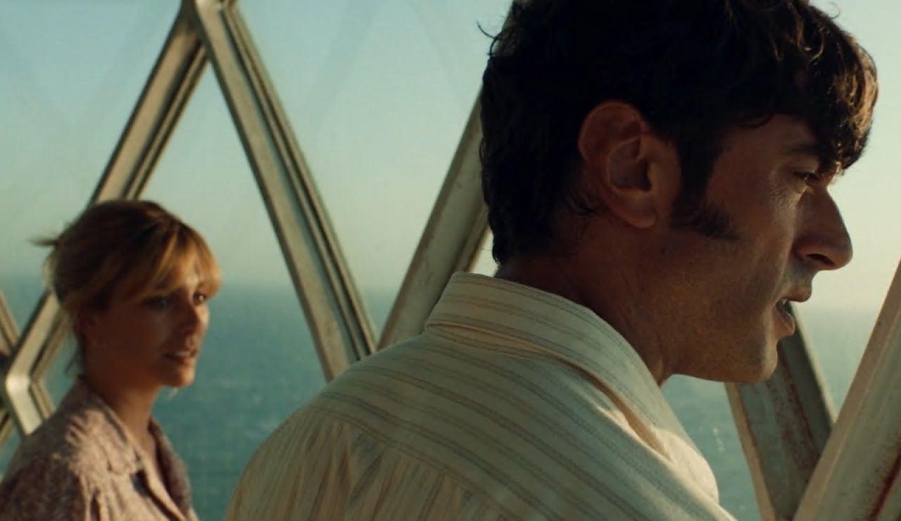 Blanca Suárez y Javier Rey en 'El verano que vivimos'