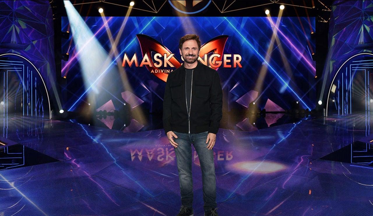 José Mota, investigador en 'Mask Singer: adivina quién canta'