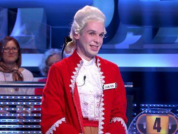¡Arturo Valls se enfada con Mozart! El inexplicable fallo que deja a todos atónitos en '¡Ahora caigo!'