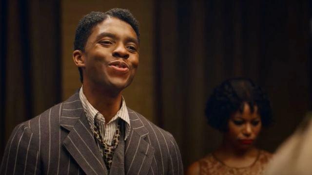 Chadwick Boseman en 'La madre del blues'