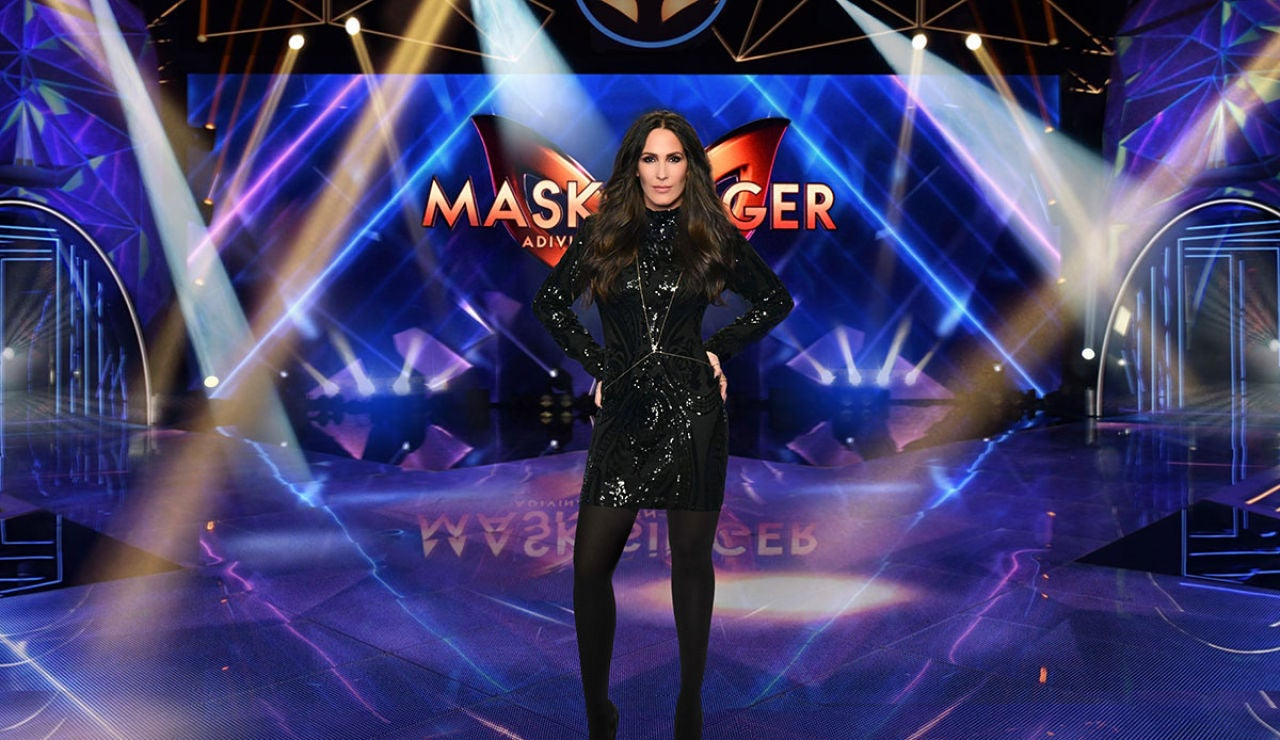 Malú será investigadora de 'Mask Singer: adivina quién canta' en Antena 3