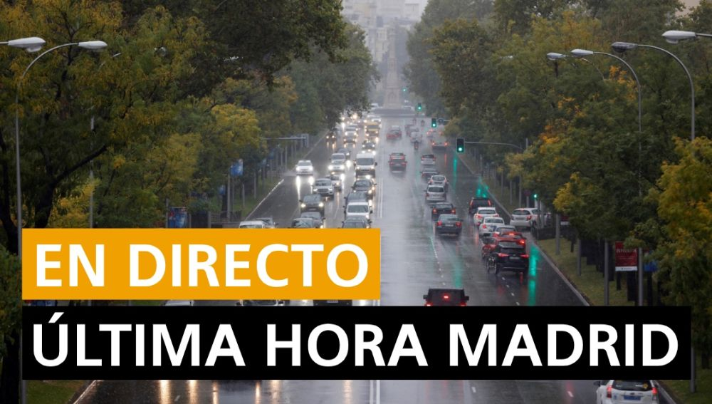 Última hora Madrid: Coronavirus, toque de queda y estado de alarma, en directo