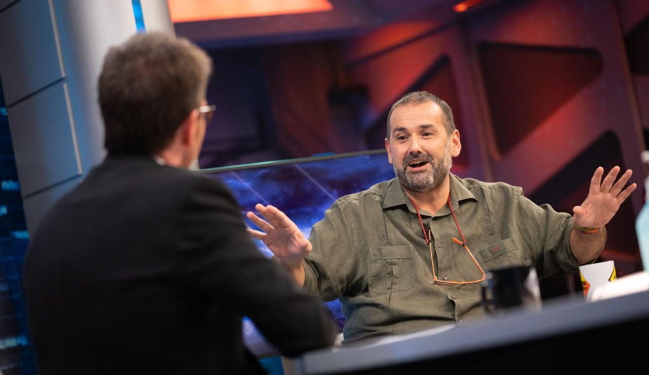 "David de Jorge 'enfada' a Pablo Motos por sus gustos: ""Eres un raro tío"""