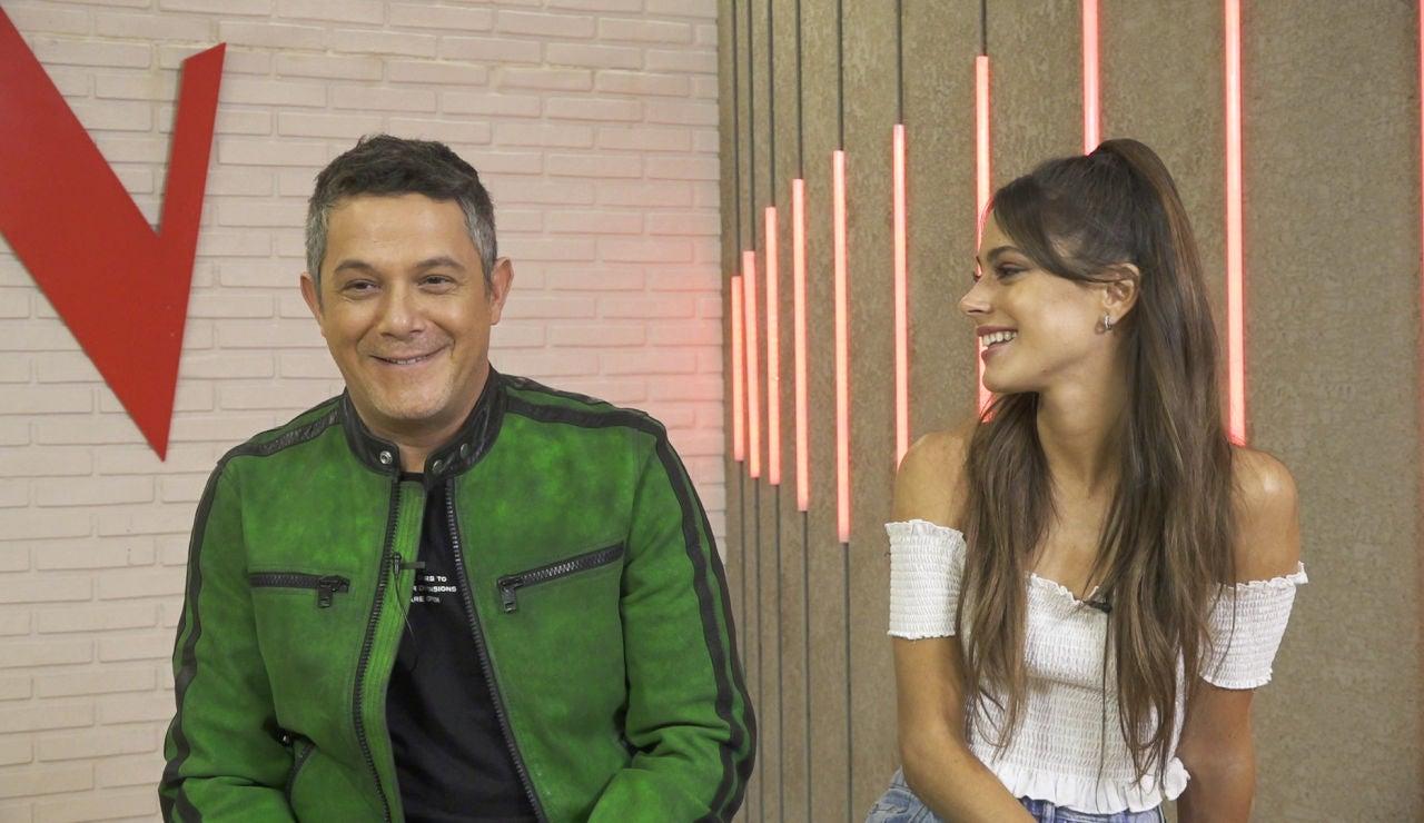"""El punto fuerte del equipo de Alejandro Sanz: """"Calidad, esfuerzo y personalidad"""""""