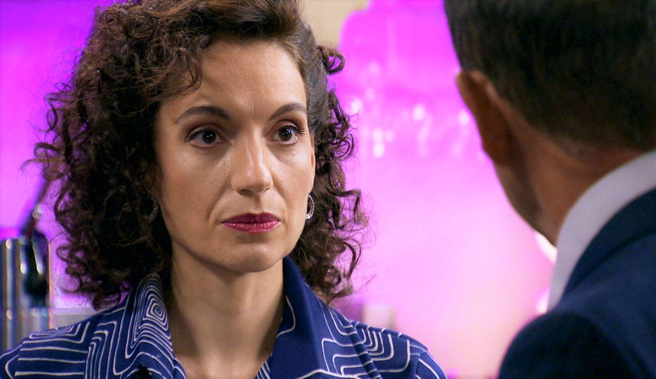 Estefanía pierde de un plumazo la confianza ganada con Beltrán