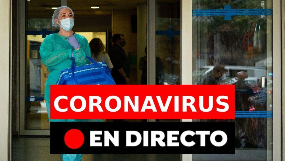 Coronavirus España: Última hora del estado de alarma en Madrid y los confinamientos, en directo