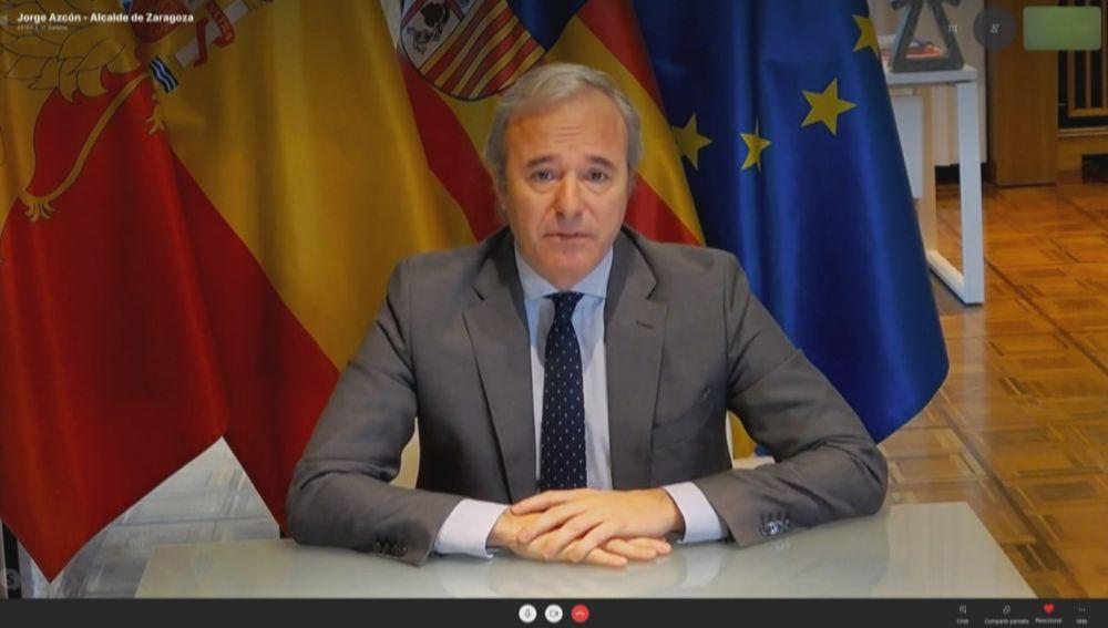 Alcalde de Zaragoza