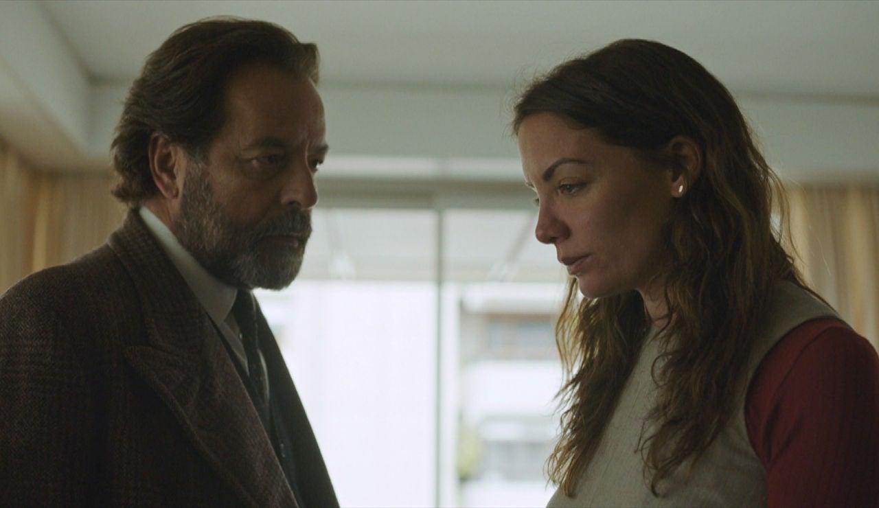 Luis cumple su promesa y descubre la doble vida de su íntimo amigo Álvaro