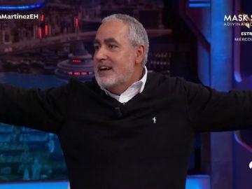 Jorge Salvador revela el grave incidente con Silvester Stallone que casi paraliza 'El Hormiguero 3.0'