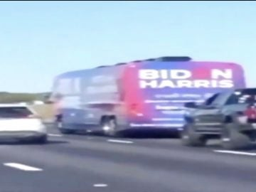 Autobús de Joe Biden