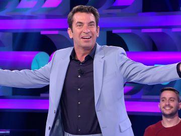 El motivo porque el que Arturo Valls siente que la vida le sonríe