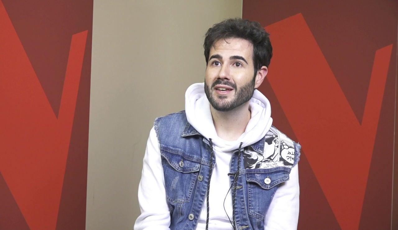 """Conoce más sobre Juan José Alba: """"Mi familia siempre ha intentado que fuera consciente de mi talento"""""""