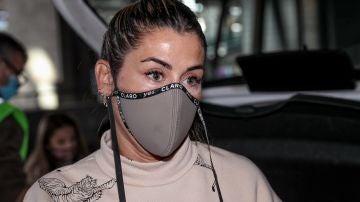 Elena Tablada regresa de Miami junto a sus dos hijas
