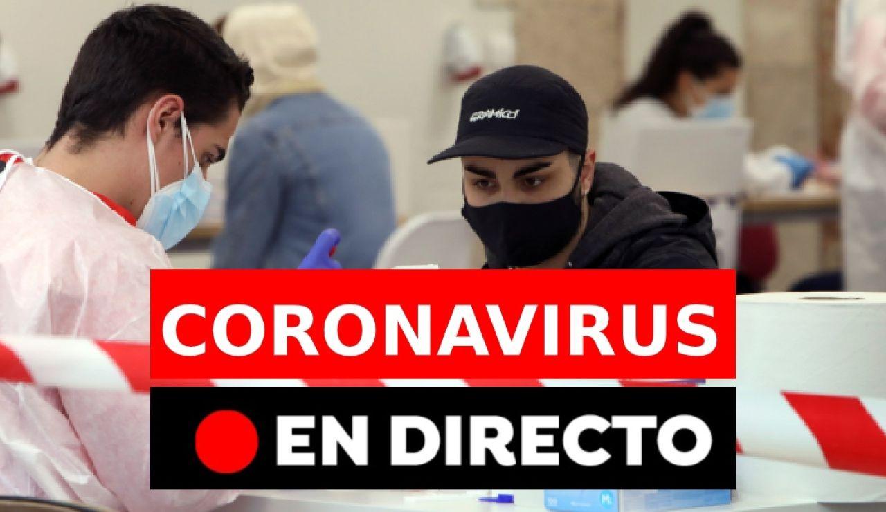 Coronavirus España: Confinamientos domiciliarios y restricciones, en directo