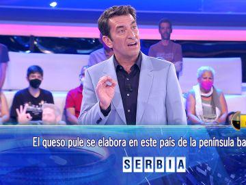 Una anécdota provoca el enfado de Arturo Valls con el público de '¡Ahora caigo!'