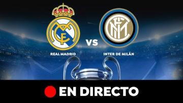 Sede Escudriñar Cíclope  Real Madrid - Inter de Milán: Resultado, resumen y goles, en directo (3-2)  | Champions League