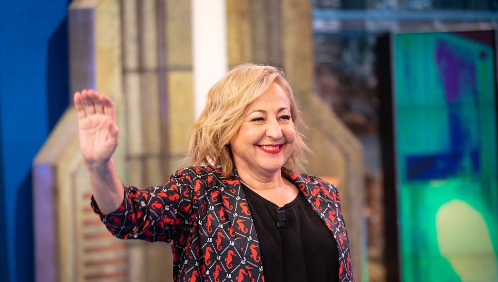 Disfruta de la entrevista completa de Carmen Machi en 'El Hormiguero 3.0'